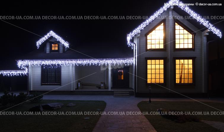 Украшение зданий к праздникам дизайн нового года